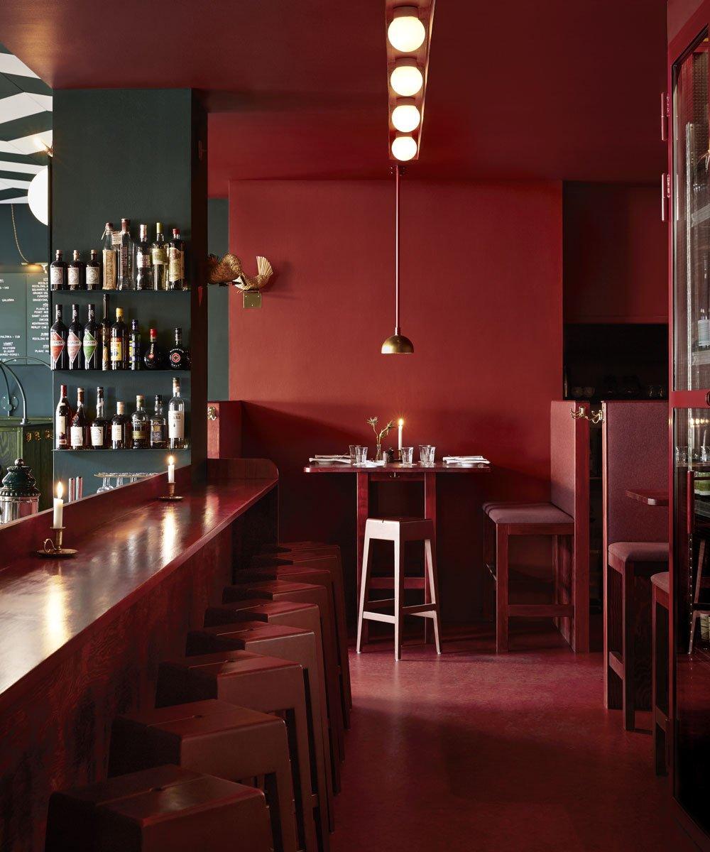 Restaurante Rojo