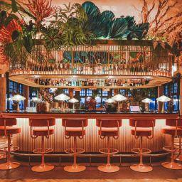 Diseño de una barra de bar