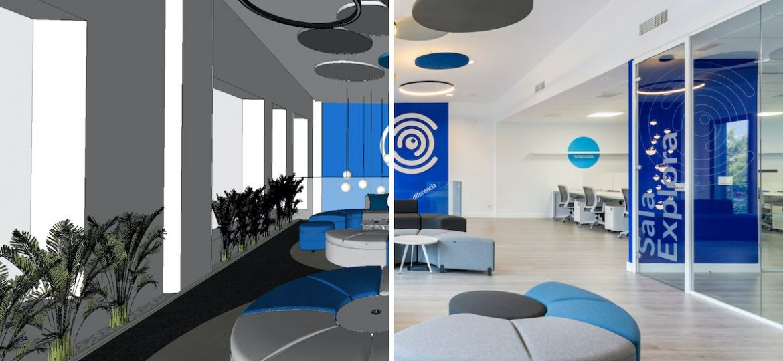 diseño de interiores 3d